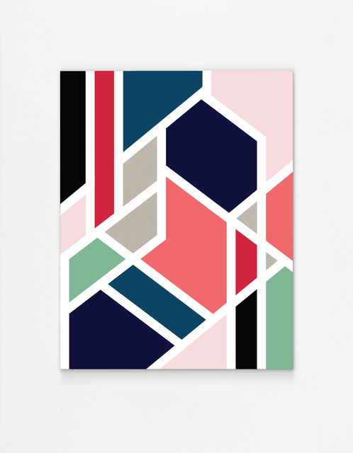 Sinta Tantra, 'Empire State (In Dusty Pink)', 2019, Kristin Hjellegjerde Gallery