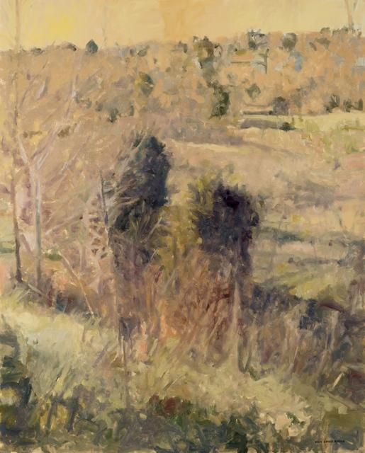 , 'Dusk Cedars, Boonsboro,' 2018, Les Yeux du Monde Gallery