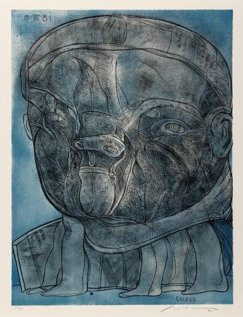 Jose Luis Cuevas, 'Coloso', 1988/89, Heritage Auctions