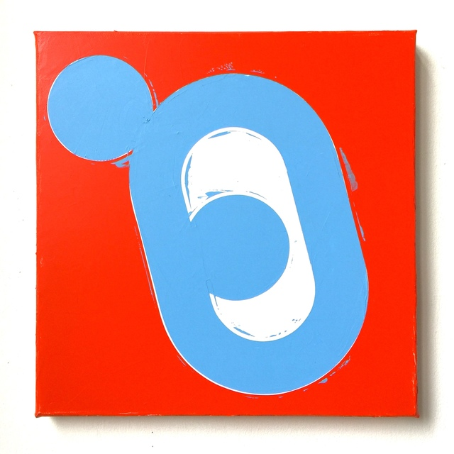 , 'Kind Of Blue 4 ,' 2018, Galerie Bart