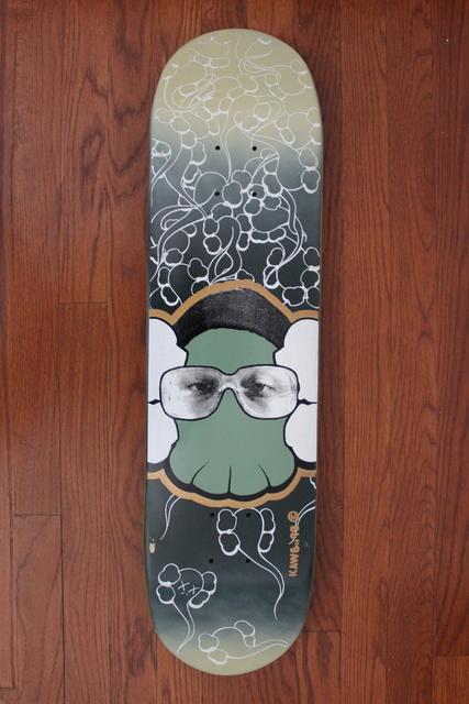 KAWS, 'Skateboard deck ', 1999, EHC Fine Art