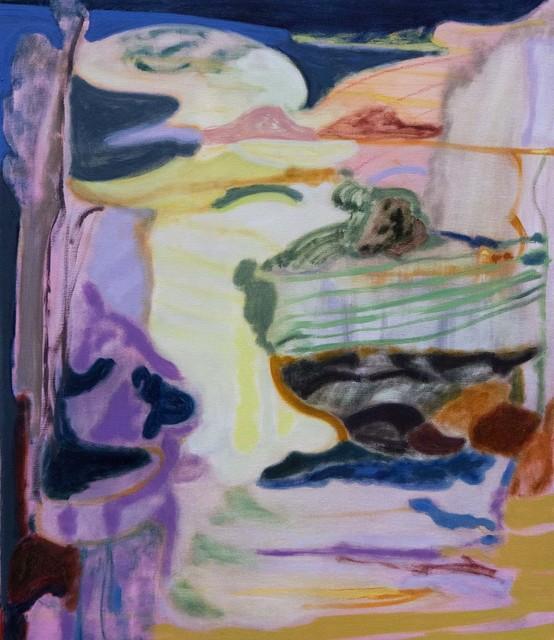 Maja Ruznic, 'Tongue Mountain', 2017, Tayloe Piggott Gallery