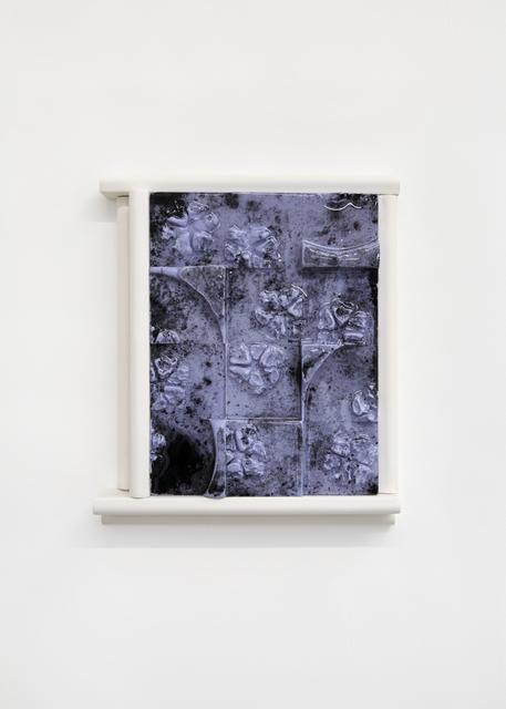 Claire Baily, 'Modern Nature', 2019, Sculpture, Silicone Putty, charcoal, epoxy resin, jesmonite & pigment, CASTOR