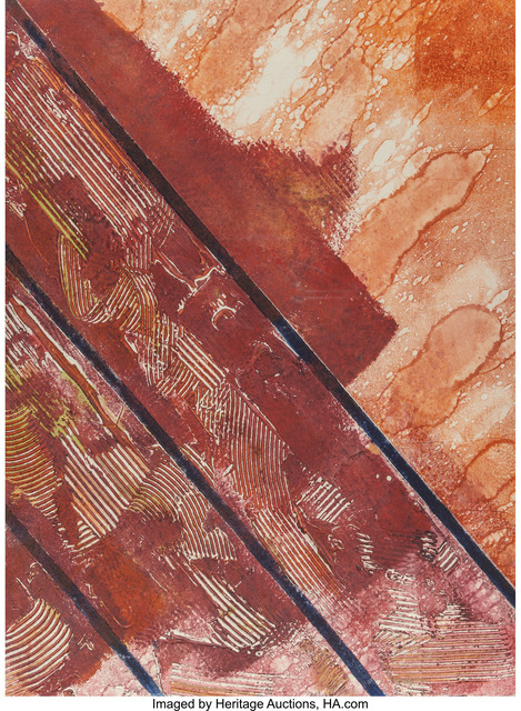 Kenneth Noland, 'Untitled', 1985, Heritage Auctions