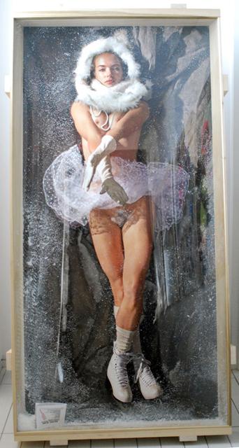 , 'Ice Skater,' 2012, Avant Gallery