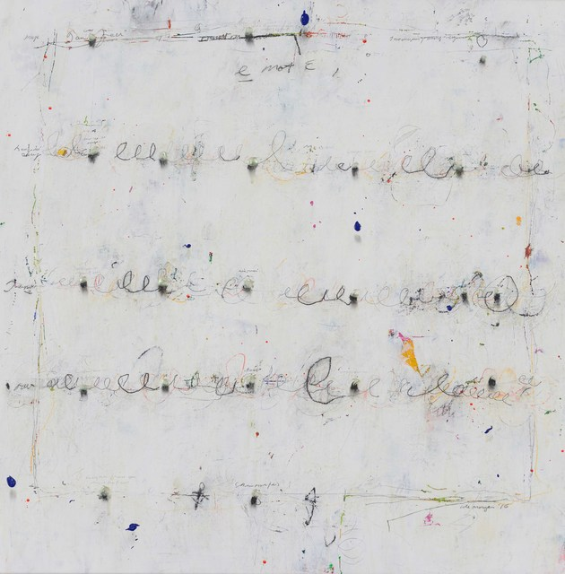 Cole Morgan, 'e NOT E', 2017, Caldwell Snyder Gallery