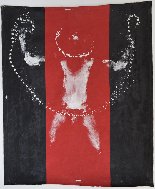 , 'Free The Slave,' 1997, Fountain House Gallery