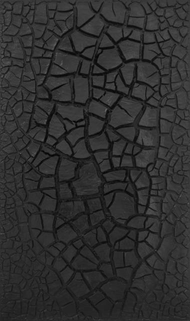 , 'El negro 2210,' 1993, Galeria Enrique Guerrero