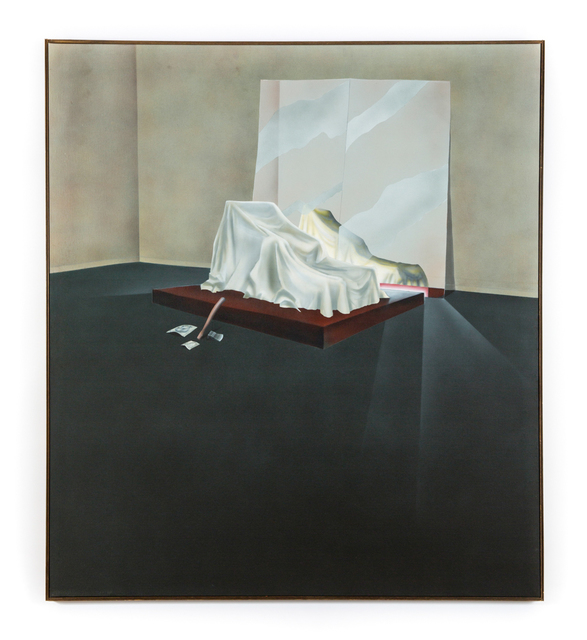 , ' I.A. Young- Chaise with Mirror,' 1972, the harts gallery
