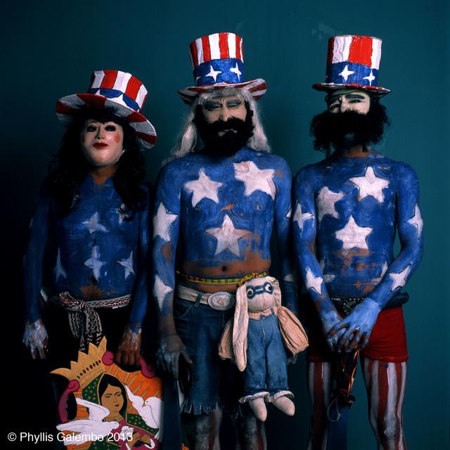 , 'Los Americanos, Mexico ,' 2012, Steven Kasher Gallery