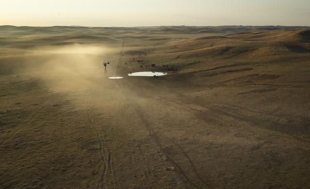 Andrew Moore, 'First Light, Cherry County, Nebraska', 2013, Kopeikin Gallery
