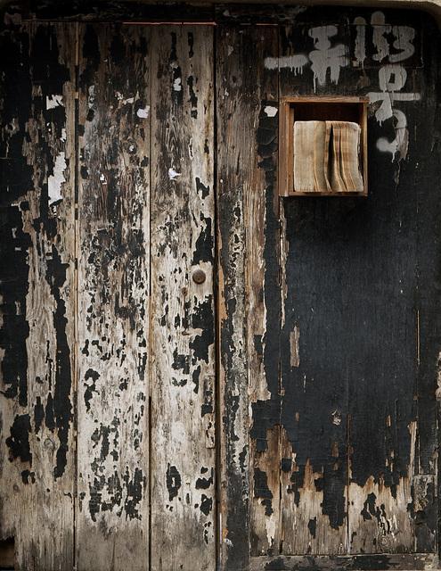 , 'Shikumen's walls series # 13,' 2010-2011, ArtCN