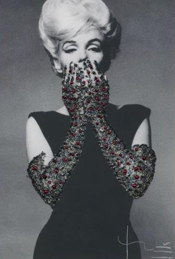 Bert Stern, 'Ruby Gloves', 2011, Kunzt Gallery