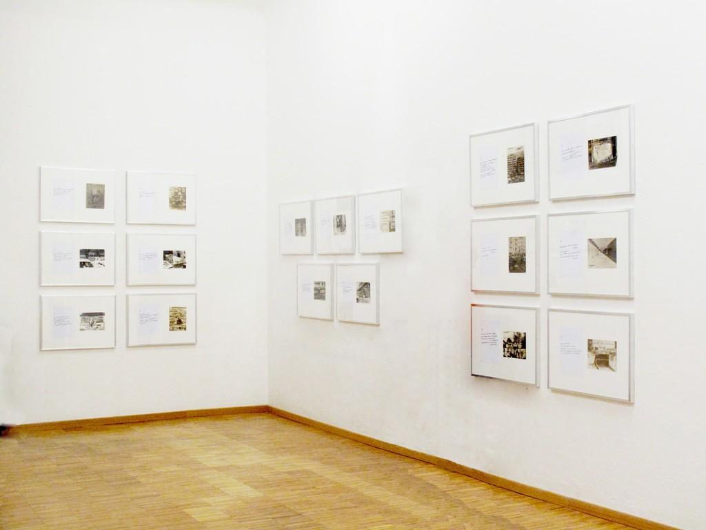 -Galleria Clivio-  Lamberto Pignotti Solo Exhibition
