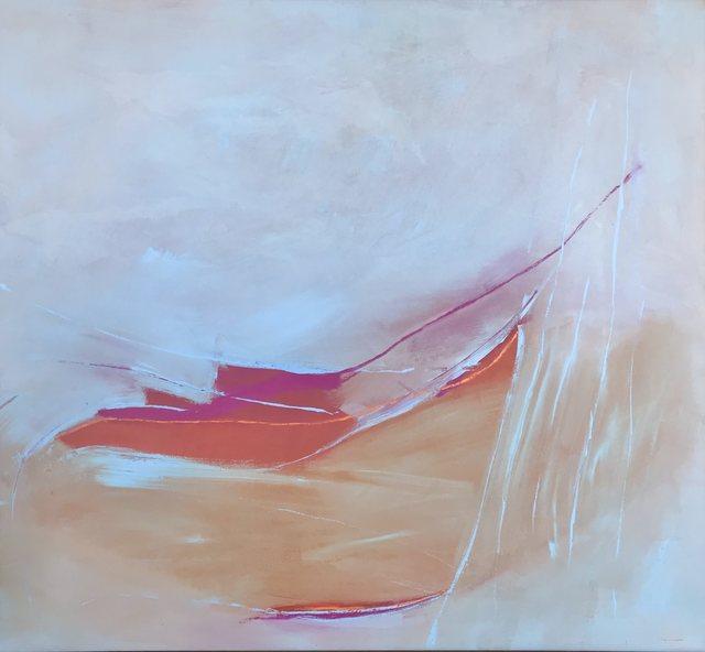 Elizabeth DaCosta Ahern, 'Porto Luanda', 2012, Painting, Acrylic on Canvas, Galerie d'Orsay