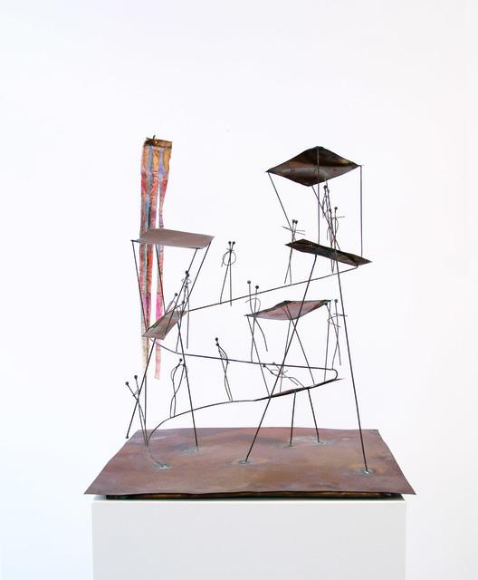 , 'Rondò delle Idee galanti,' 1981, Beck & Eggeling