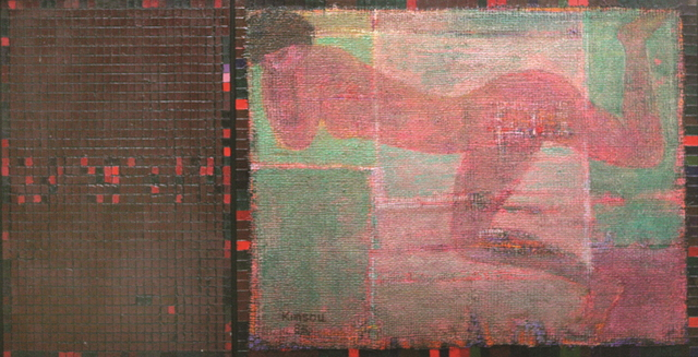 , ' A Reposed Woman,' 1983, Pyo Gallery