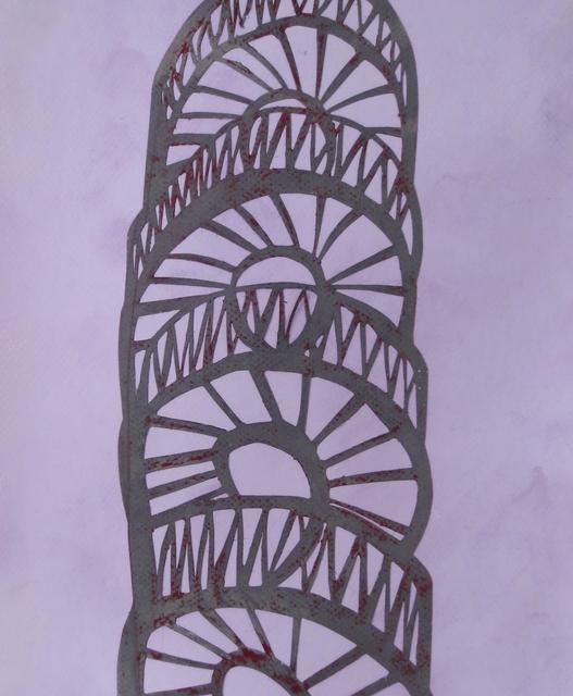 , 'Lines and Curves I,' 2016, Susan Eley Fine Art