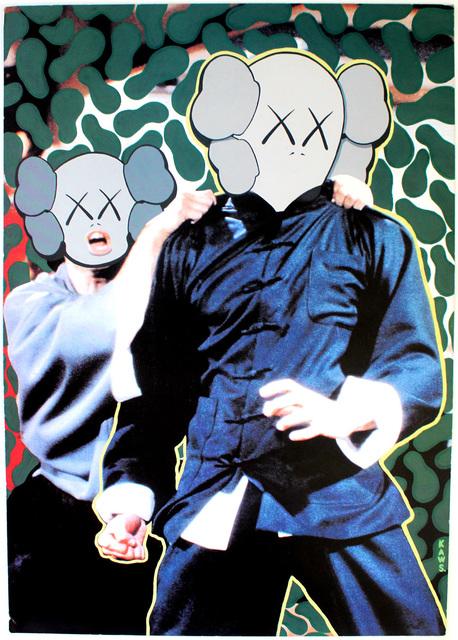KAWS, 'Untitled', 1999, EHC Fine Art