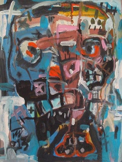 , 'Face 2,' 2013, Ai Bo Gallery