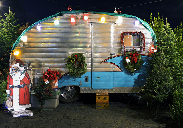 , 'Holiday Trailer,' 2012, Untitled 2.0