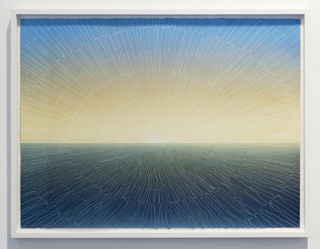 , 'SunScream_downUp,' 2015, Galleri Magnus Karlsson