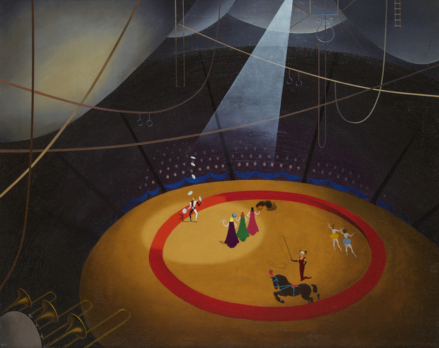 , 'Circus,' , Avery Galleries