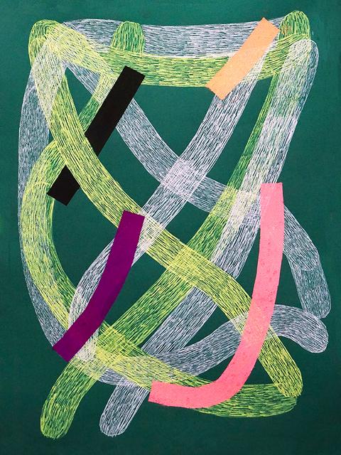 , 'Trespass,' 2016, MKG127