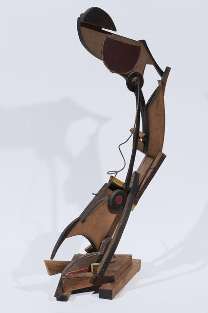 , 'Polytechnical Sculpture,' 1915, Sophia Contemporary