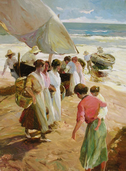 , 'Spanish Splendor,' , Cosmopolitan Fine Arts