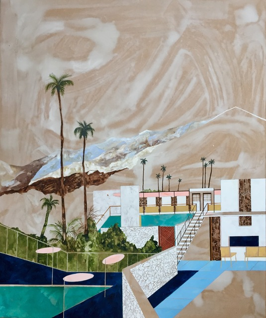 , 'Palmetto Spring,' 2017, Arusha Gallery