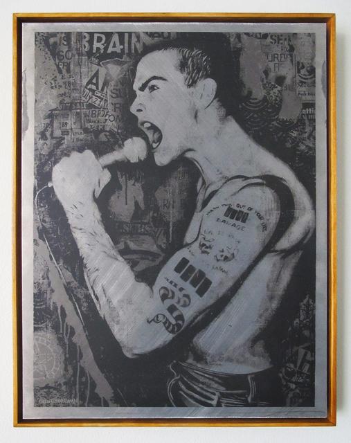 , 'Rollins,' 2014, V1 Gallery