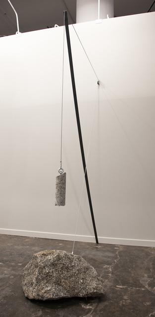 Marcia Pastore, 'Corpo de prova (granito)', 2018.2019, Kogan Amaro
