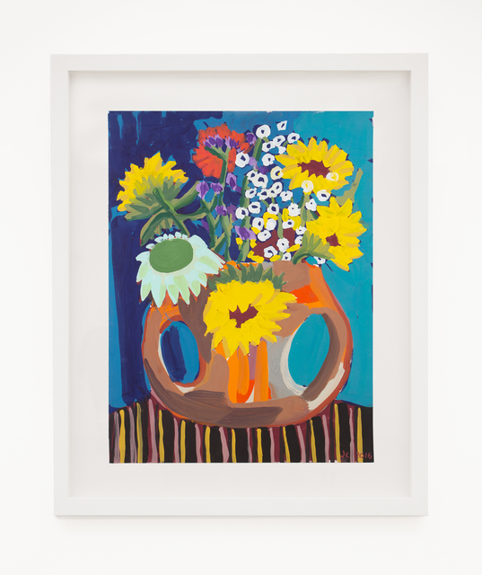 Judith Linhares, 'French Bouquet', 2016, VARIOUS SMALL FIRES