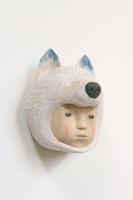 , 'Wolf,' 2017, Haw Contemporary