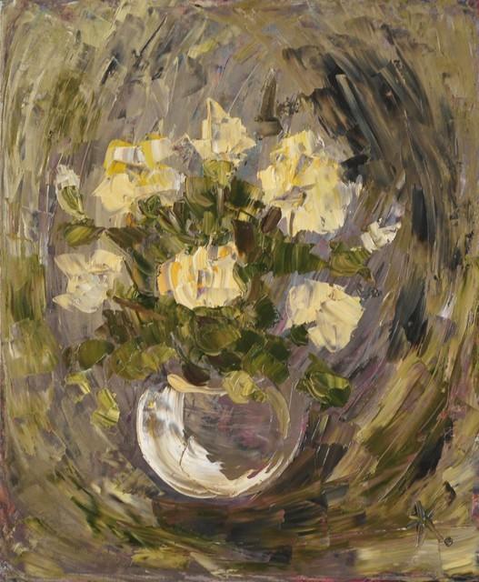 , 'Tea Roses ,' 2011, MA Gallery