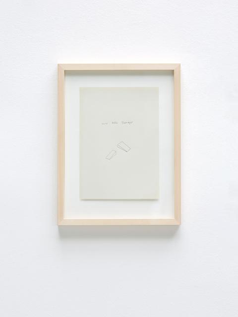 , 'Keile Teenager,' 2018, Gallery AM MEER