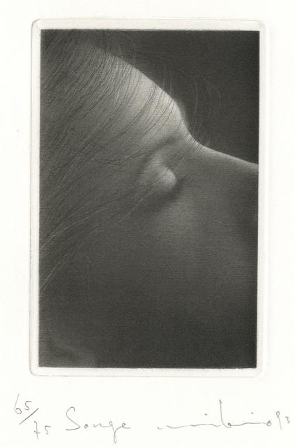 Mikio Watanabe, 'Songe (Dream)', 1992, Stone + Press Gallery