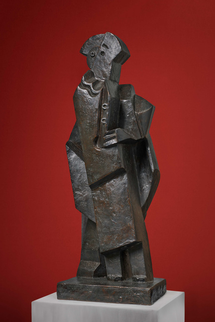 Jacques Lipchitz, 'Harlequin with Clarinet', 1920, Marlborough Fine Art