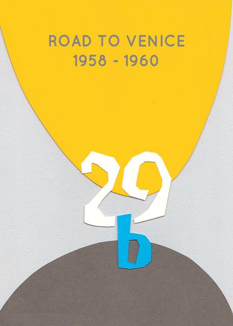 , 'Untitled,' 1958, Galleria Tega