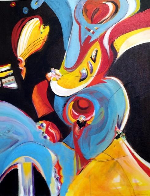 , 'Fantasy #8,' 2014, Walter Wickiser Gallery