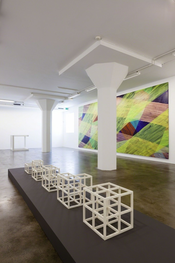 Installation view from the exhibition wizz eyelashes, September 19 2014-June 7, 2015 at Magasin III. Photo: Christian Saltas. Magasin III Museum & Foundation for Contemporary Art.