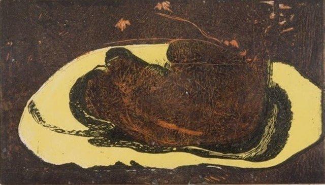 , 'Manao Tupapau (Elle pense au revenant - L'Esprit des morts veille),' 1893-1894, Grob Gallery