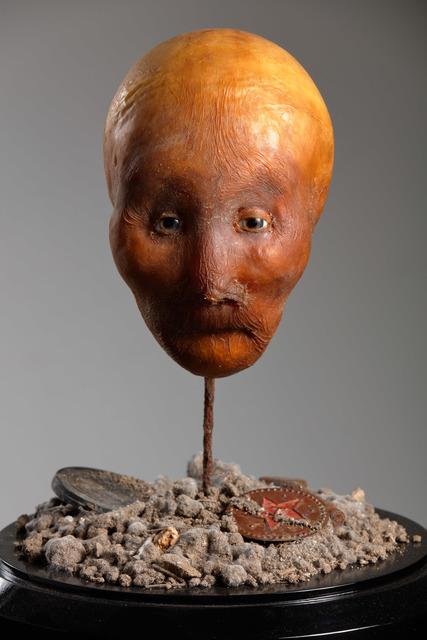 , 'Head III.,' 2017, DSC Gallery