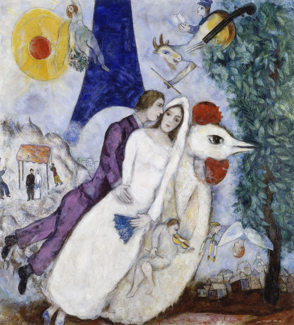 Marc Chagall - 861 Artworks, Bio & Shows on Artsy