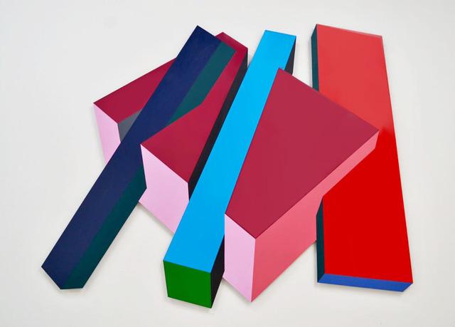 Rodrigo Echeverri, '3', 2019, LGM Galería