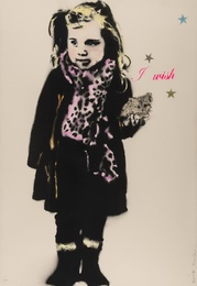 Bambi, 'I wish,' 2013, Forum Auctions: Editions and Works on Paper (March 2017)