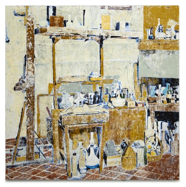 Enoc Perez, 'Via Fondazza 36, Bologna, Home and Studio of Giorgio Morandi', 2019, Ben Brown Fine Arts
