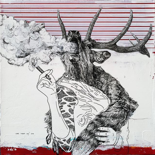 Seydi Murat Koç, 'Untitled', 2019, Istanbul Artist Collective