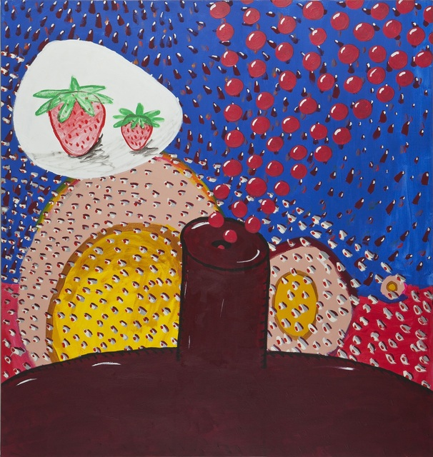 , 'The Dream of Father Strawberry and His Son,' 2015, Rosenfeld Gallery